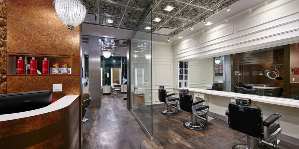 Salon Kreative 6 - RenoPro Contracting - Toronto