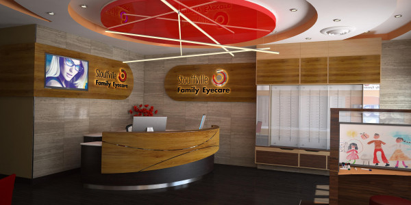 Stouffville Optometry (1) - RenoPro Contracting - General Contractor Toronto