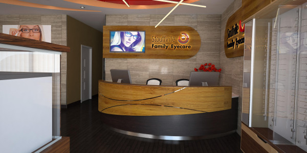 Stouffville Optometry (2) - RenoPro Contracting - General Contractor Toronto